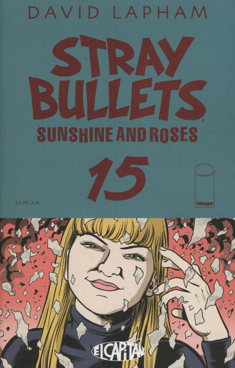 Stray Bullets Sunshine And Roses #15