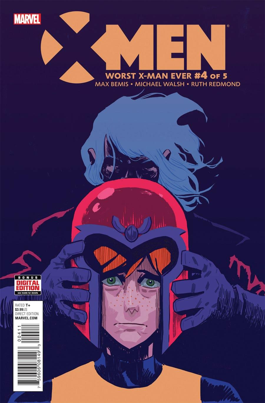 X-Men Worst X-Man Ever #4