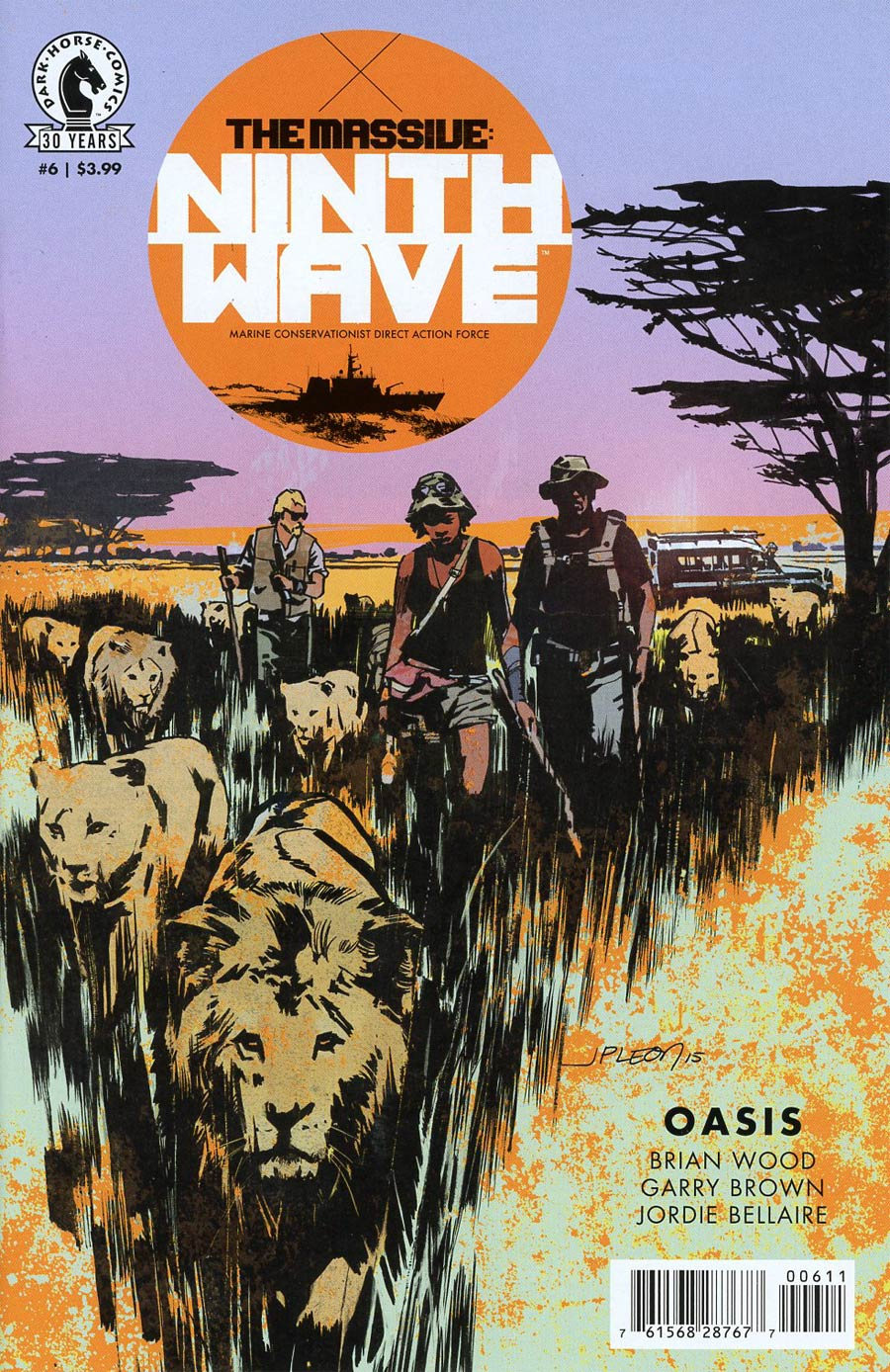 Massive Ninth Wave #6