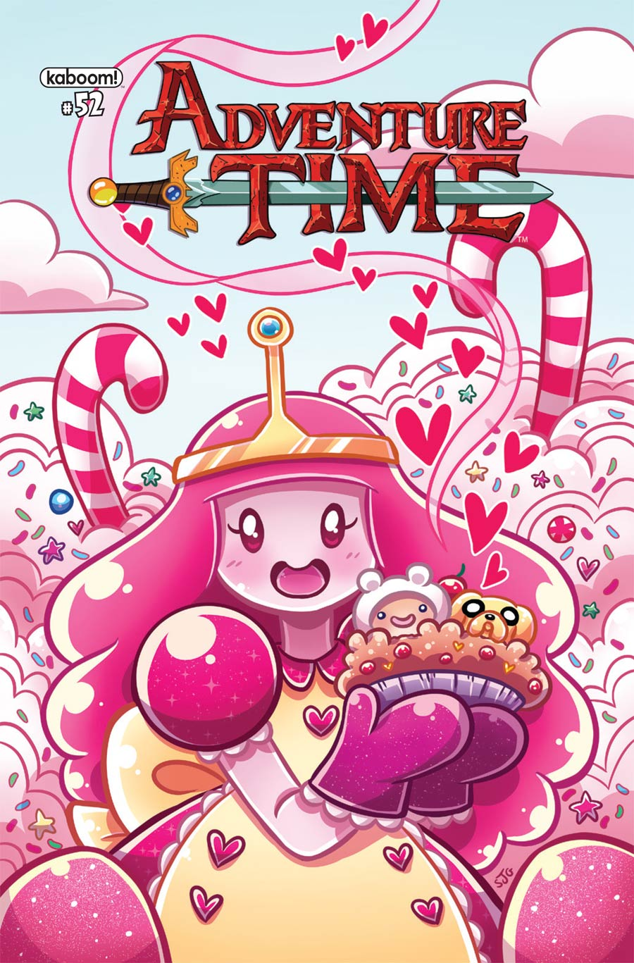 Adventure Time #52 Cover A Regular Shauna Grant Cover
