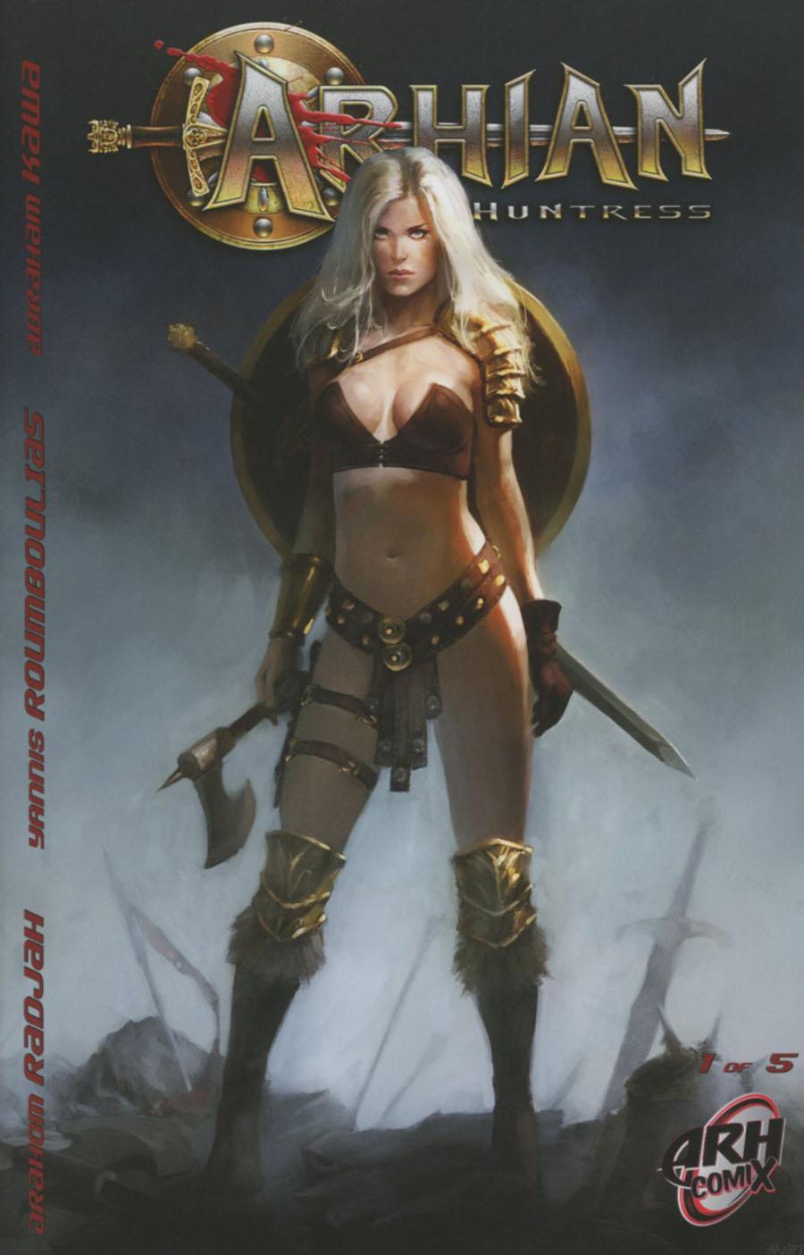 Arhian Head Huntress #1
