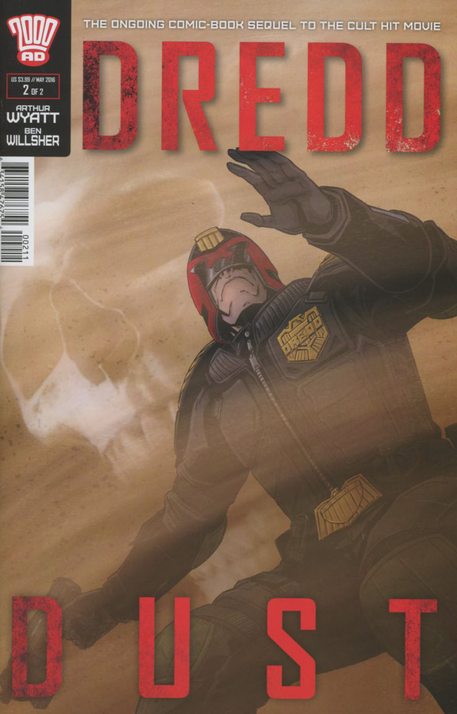Dredd Dust #2