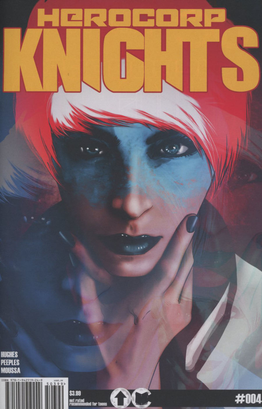 Herocorp Knights #4