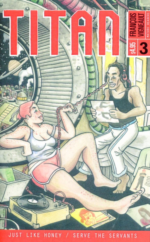 Titan (Alternative Comics) #3
