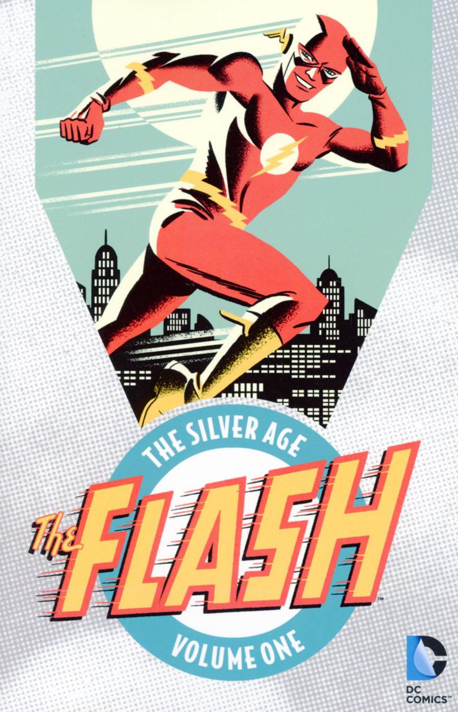 Flash The Silver Age Vol 1 TP