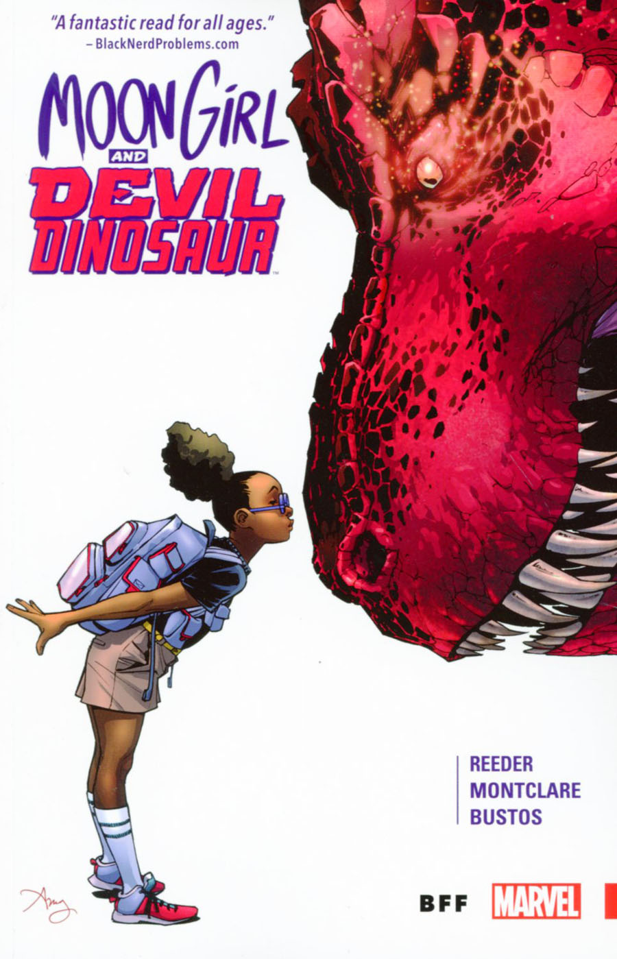 Moon Girl And Devil Dinosaur Vol 1 BFF TP