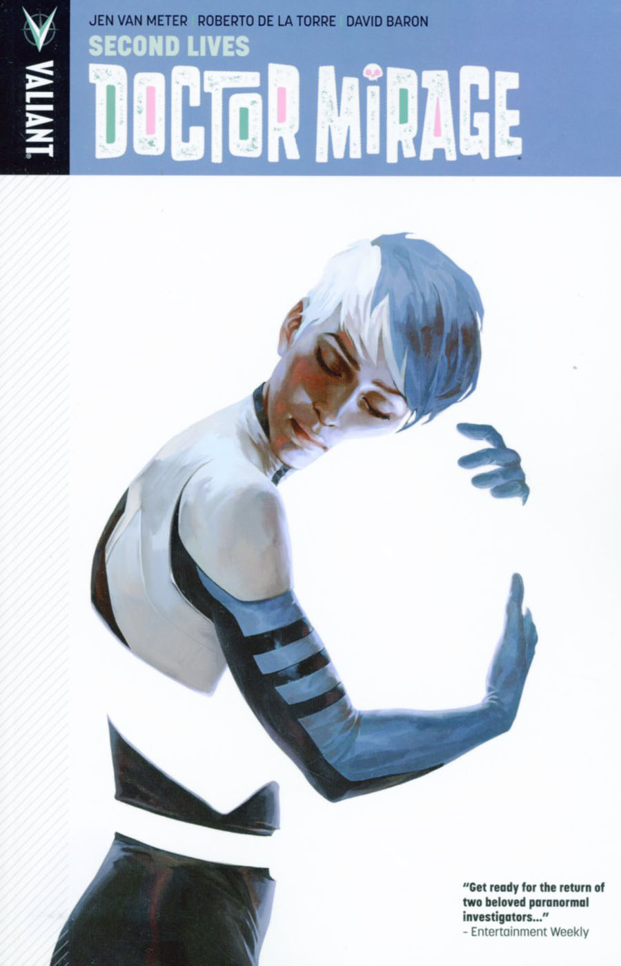 Death-Defying Doctor Mirage Vol 2 Second Lives TP