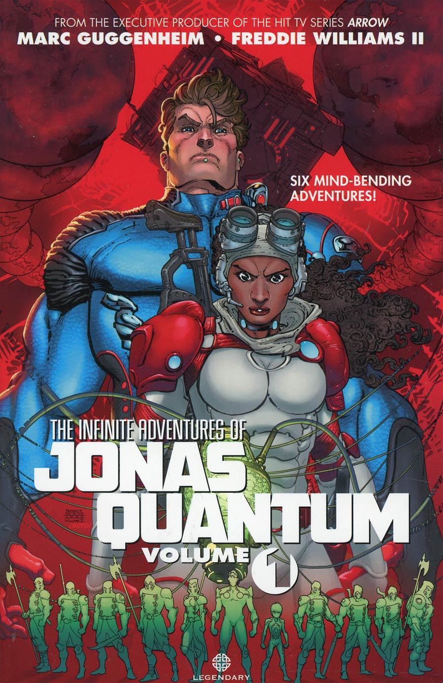 Infinite Adventures Of Jonas Quantum Vol 1 TP