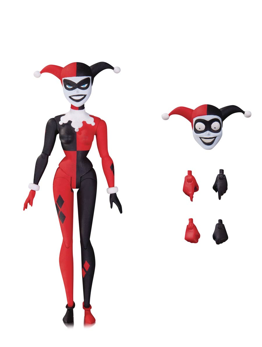 Batman Animated New Batman Adventures Harley Quinn Action Figure