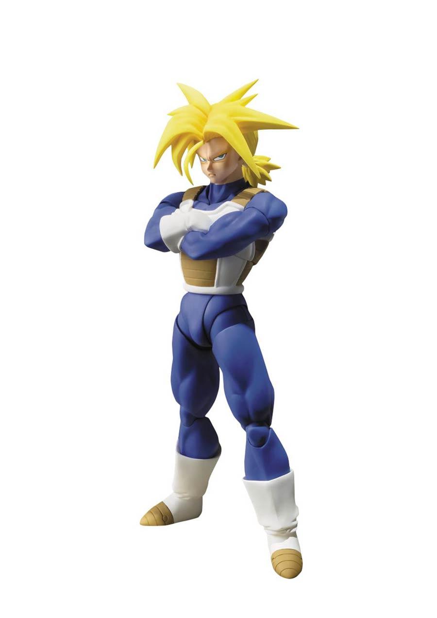 Dragon Ball Z S. H. Figuarts - Super Saiyan Trunks Action Figure