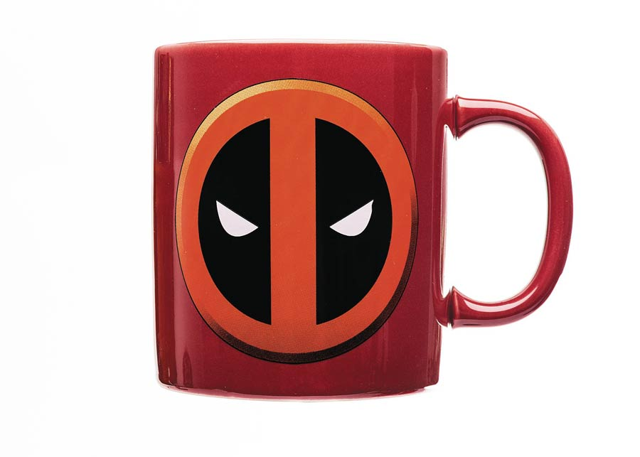 Marvel Heroes Coffee Mug - Deadpool Icon