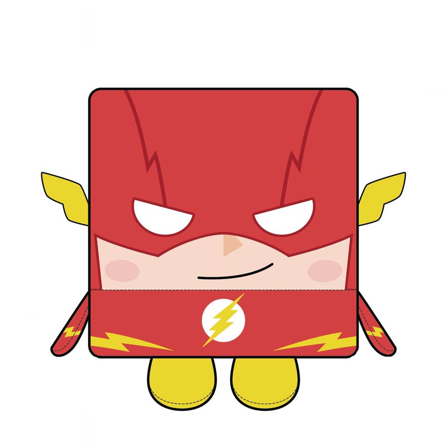 DC Comics Kawaii Cube Large Plush - Flash