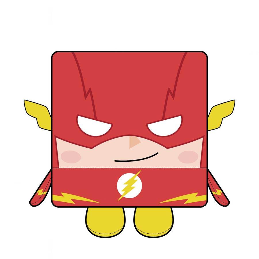DC Comics Kawaii Cube Medium Plush - Flash