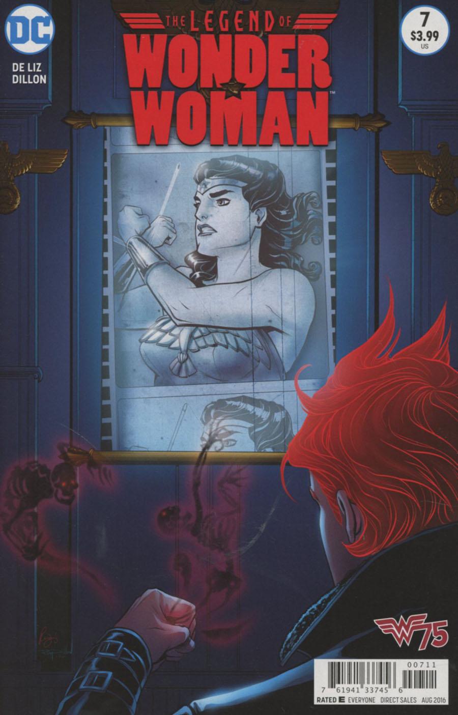 Legend Of Wonder Woman Vol 2 #7