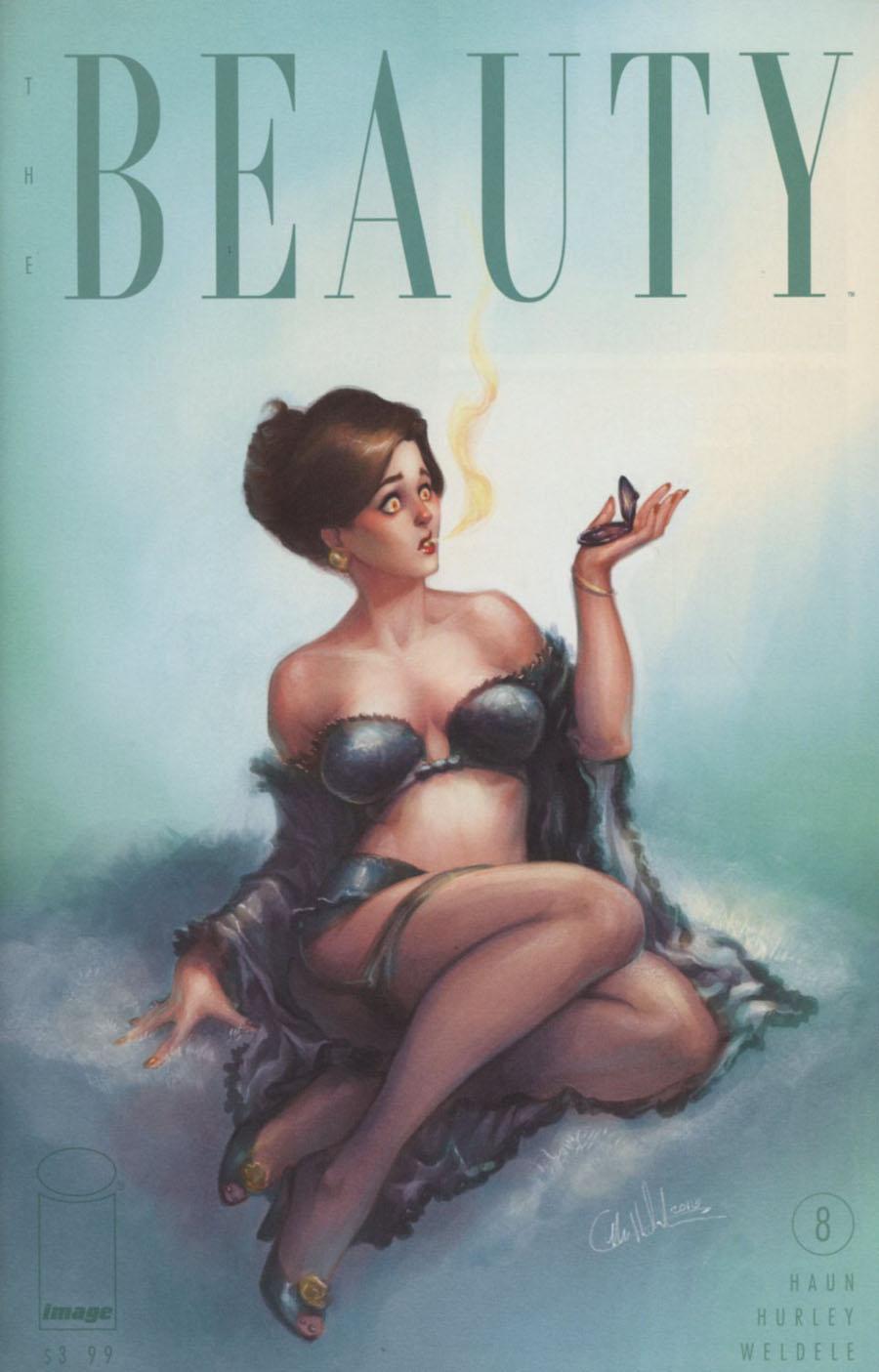 Beauty #8 Cover B Meghan Hetrick