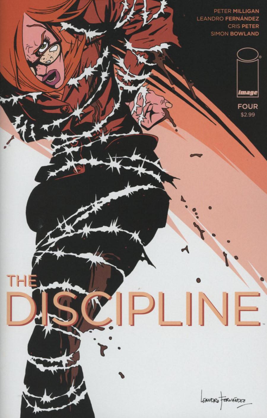 Discipline #4