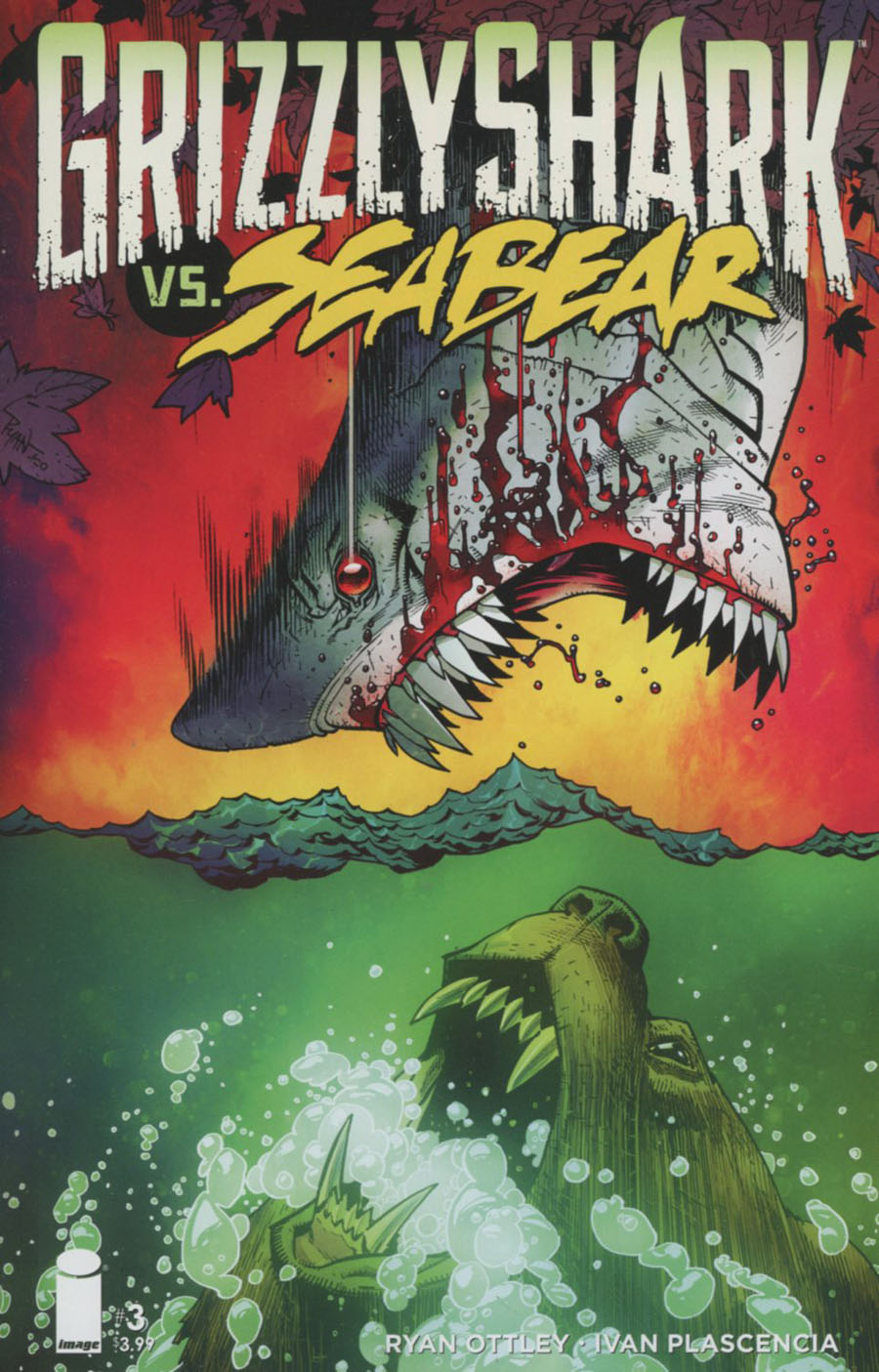 Grizzly Shark #3