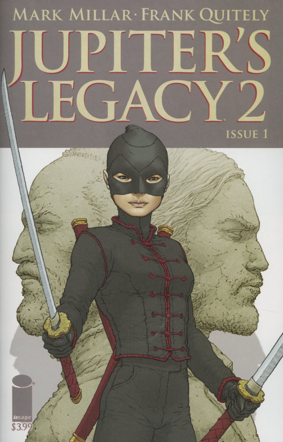 Jupiters Legacy Vol 2 #1 Cover A 1st Ptg Regular Frank Quitely Cover