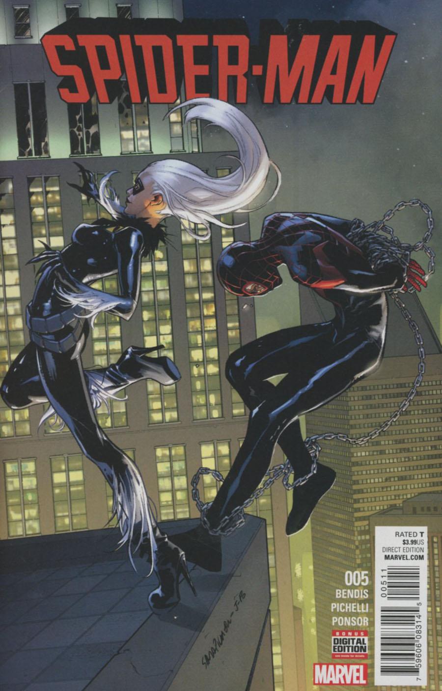 Spider-Man Vol 2 #5