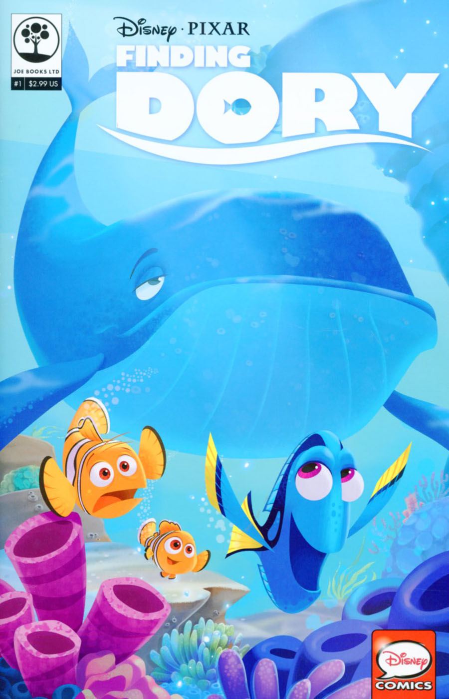 Disney Pixars Finding Dory #1