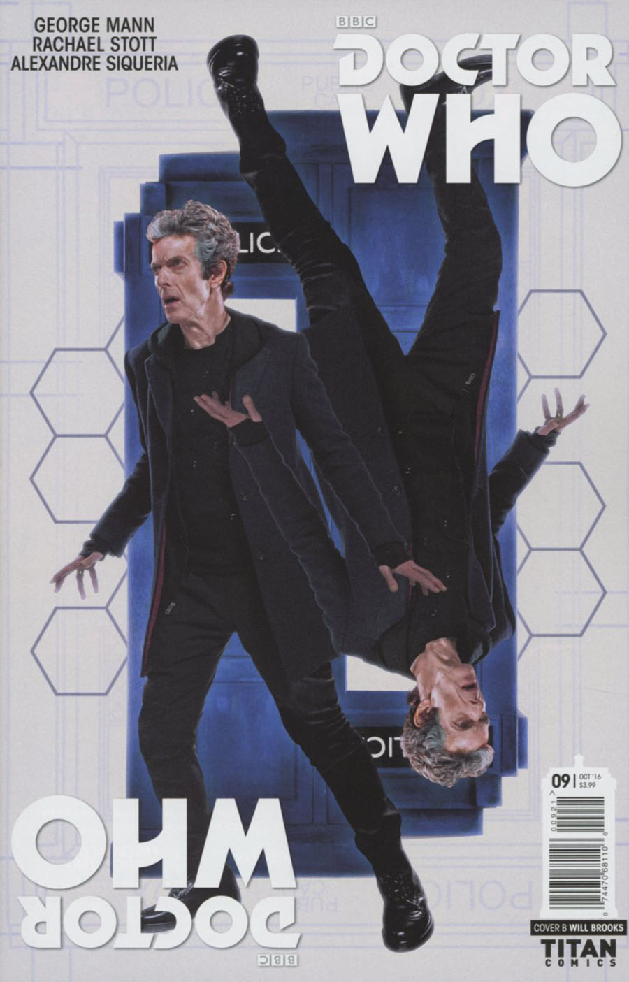 Doctor Who 12th Doctor Year Two #9 Cover B Variant Photo Cover