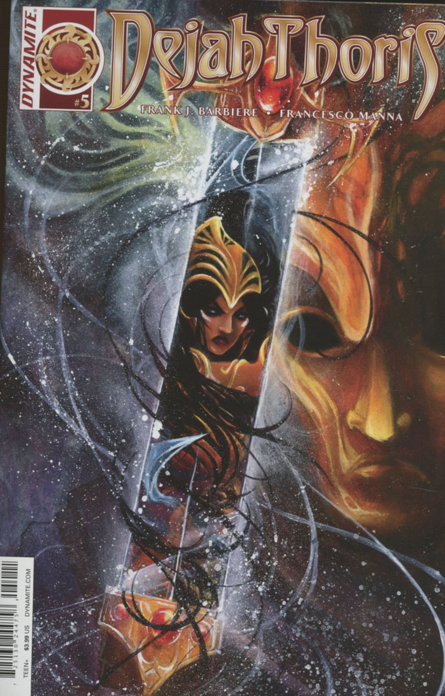 Dejah Thoris #5 Cover A Regular NEN Cover