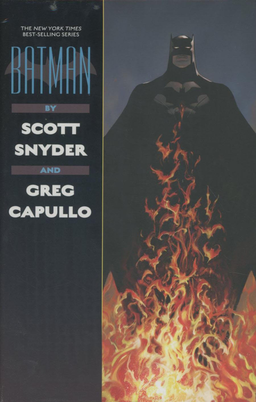Batman By Scott Snyder & Greg Capullo Box Set 1