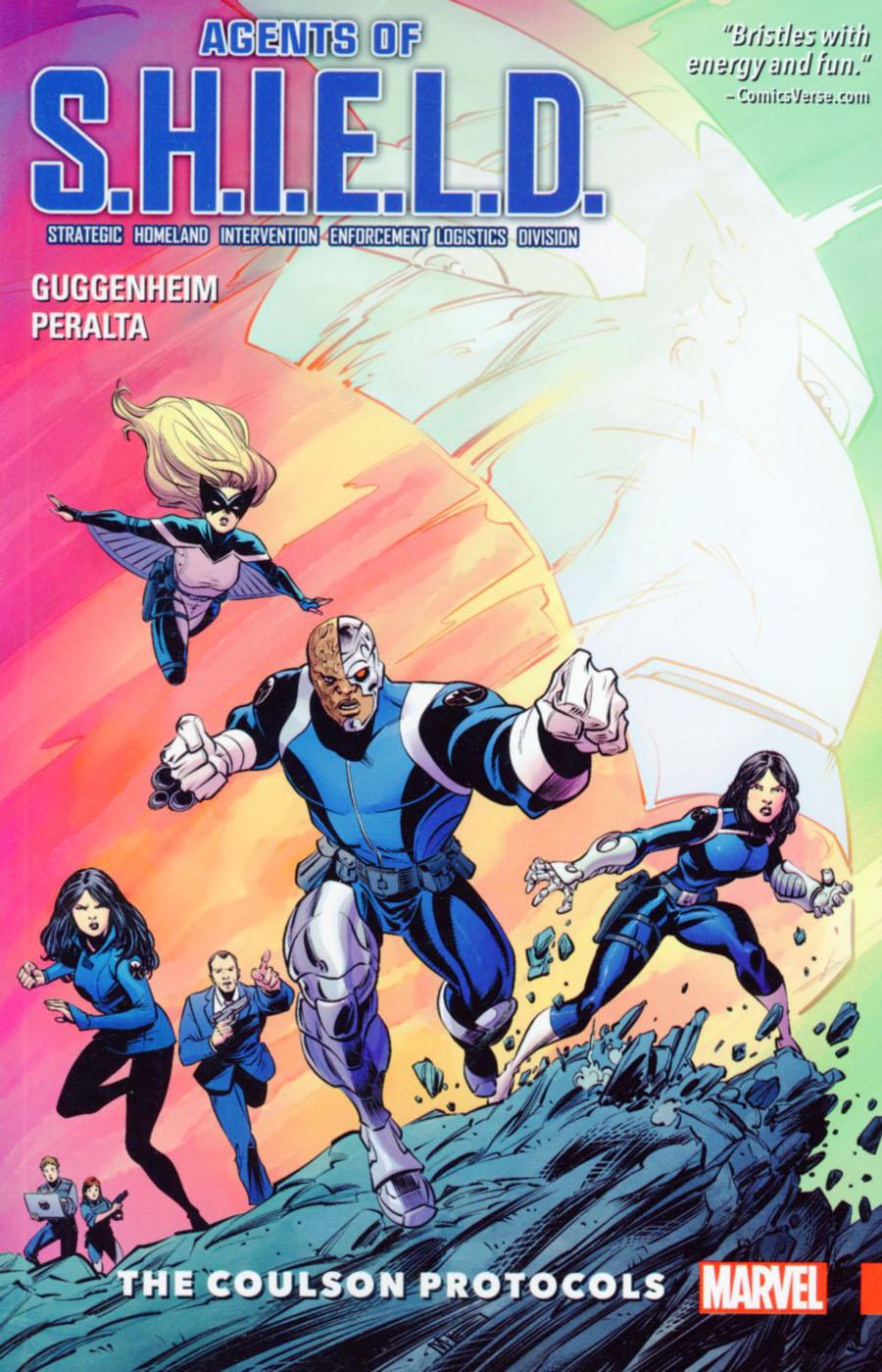 Agents Of S.H.I.E.L.D. Vol 1 Coulson Protocols TP