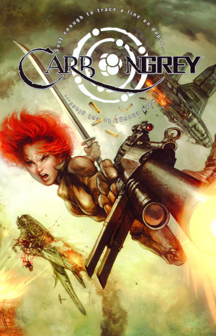 Carbon Grey Omnibus Collection TP