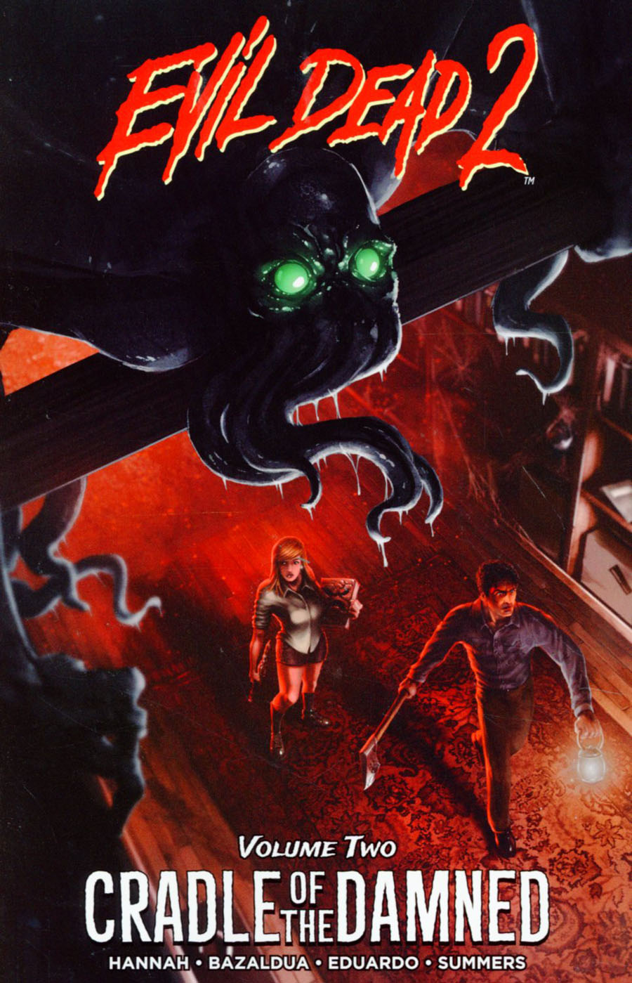 Evil Dead 2 Vol 2 Cradle Of The Damned TP