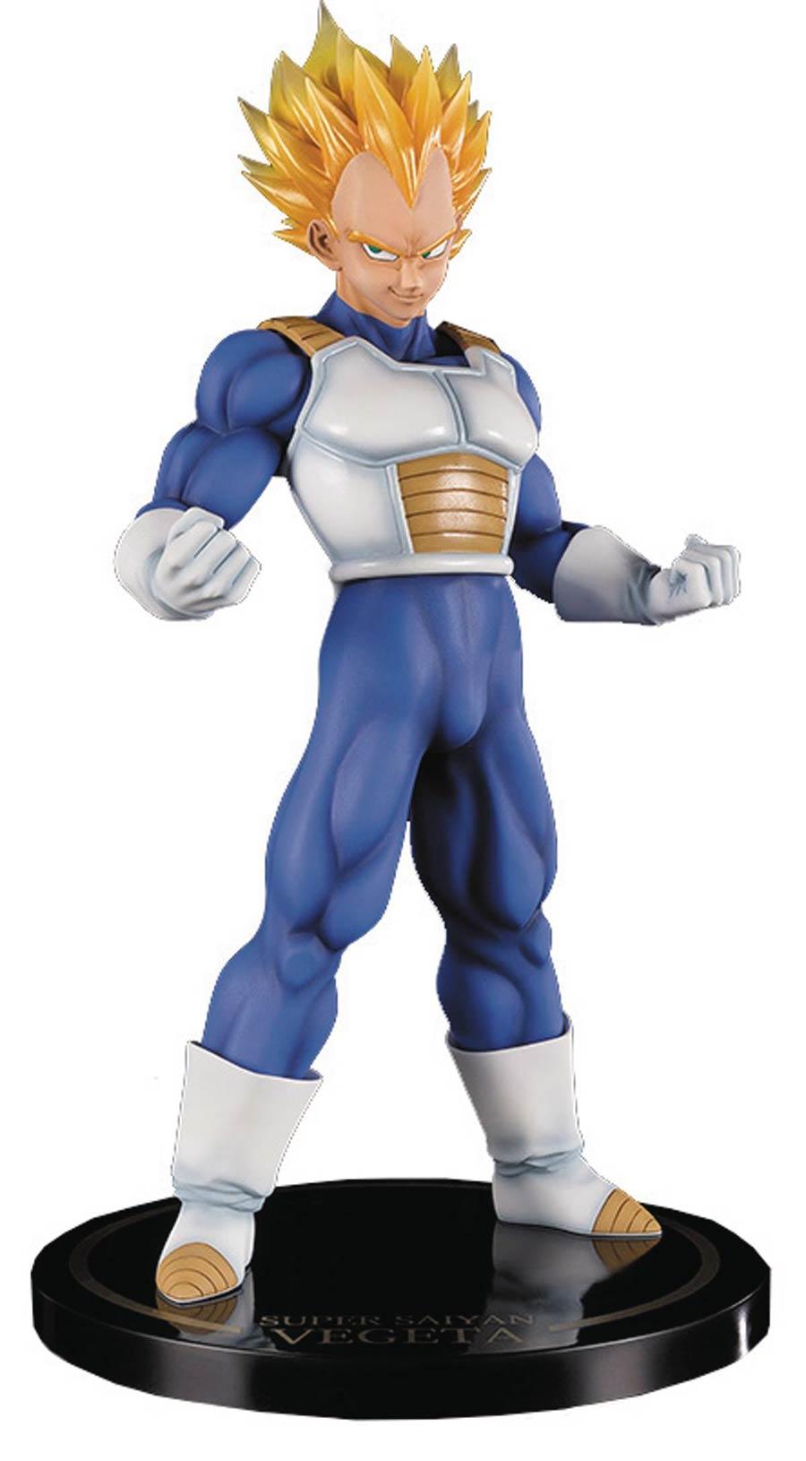 Dragon Ball Z Figuarts ZERO EX - Super Saiyan Vegeta Figure