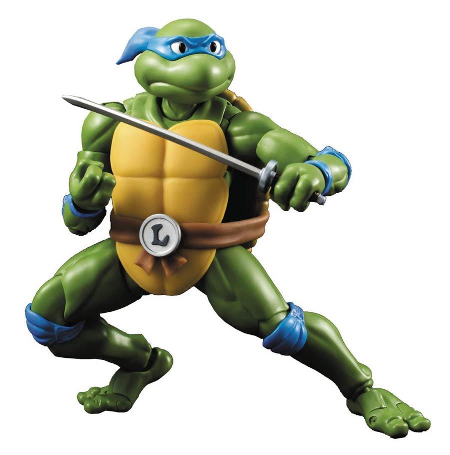 Teenage Mutant Ninja Turtles S. H. Figuarts - Leonardo Action Figure