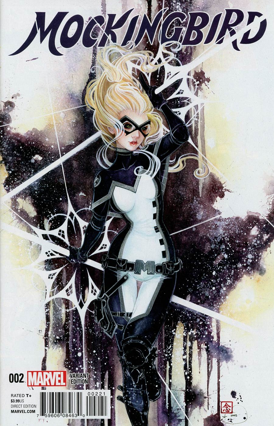 Mockingbird #2 Cover D Incentive Nen Chang Variant Cover