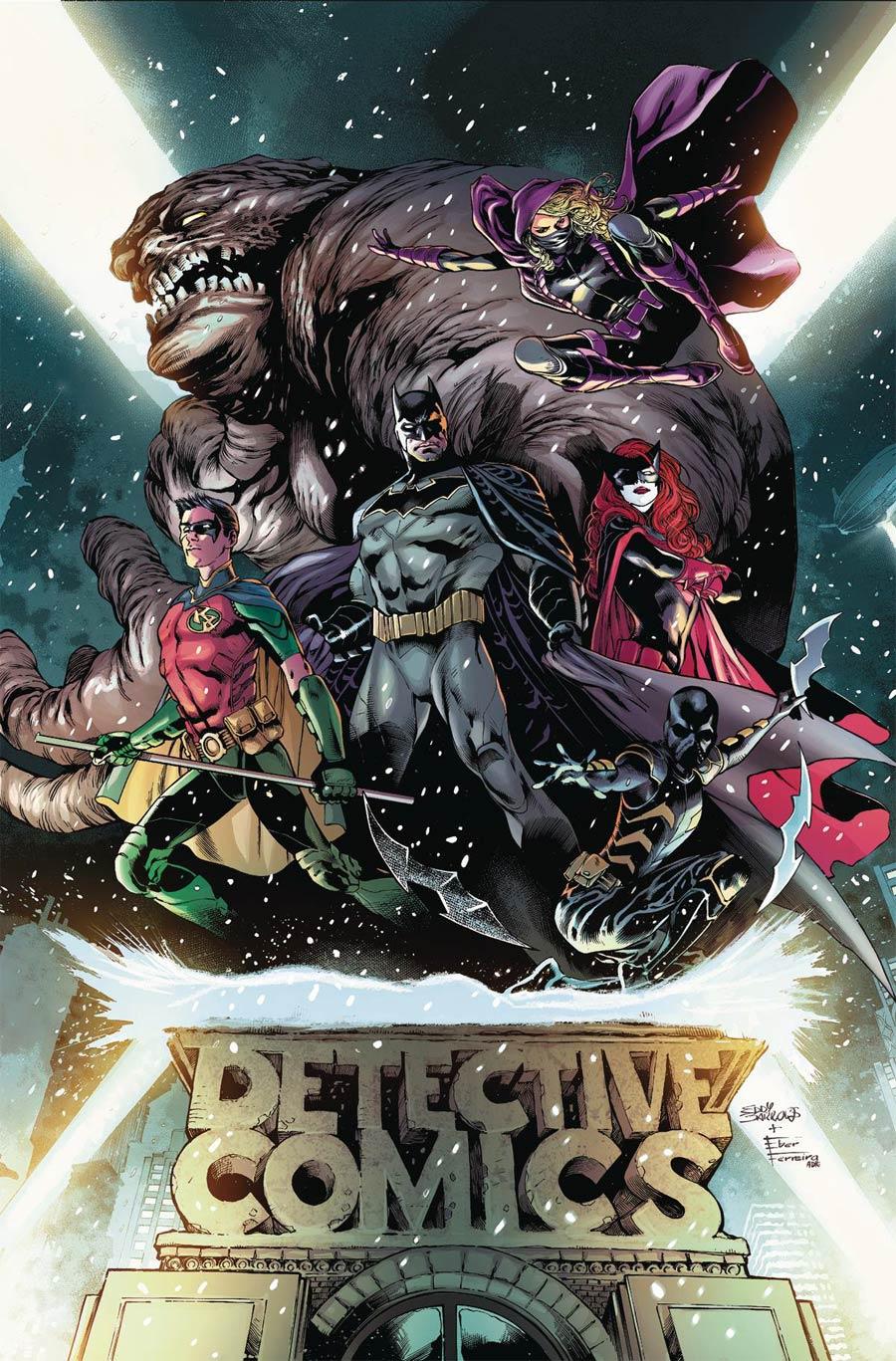 Detective Comics Vol 2 #934 Cover C DF CGC Graded