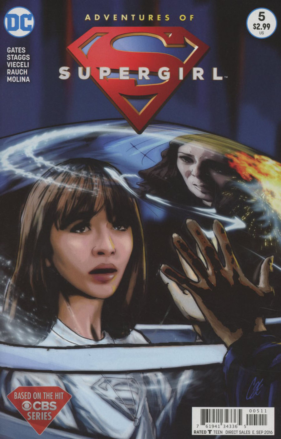 Adventures Of Supergirl #5