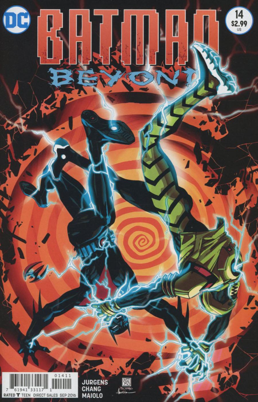 Batman Beyond Vol 5 #14