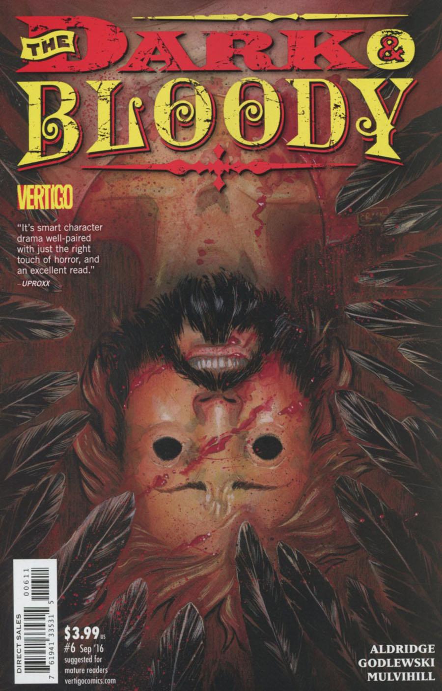 Dark And Bloody #6