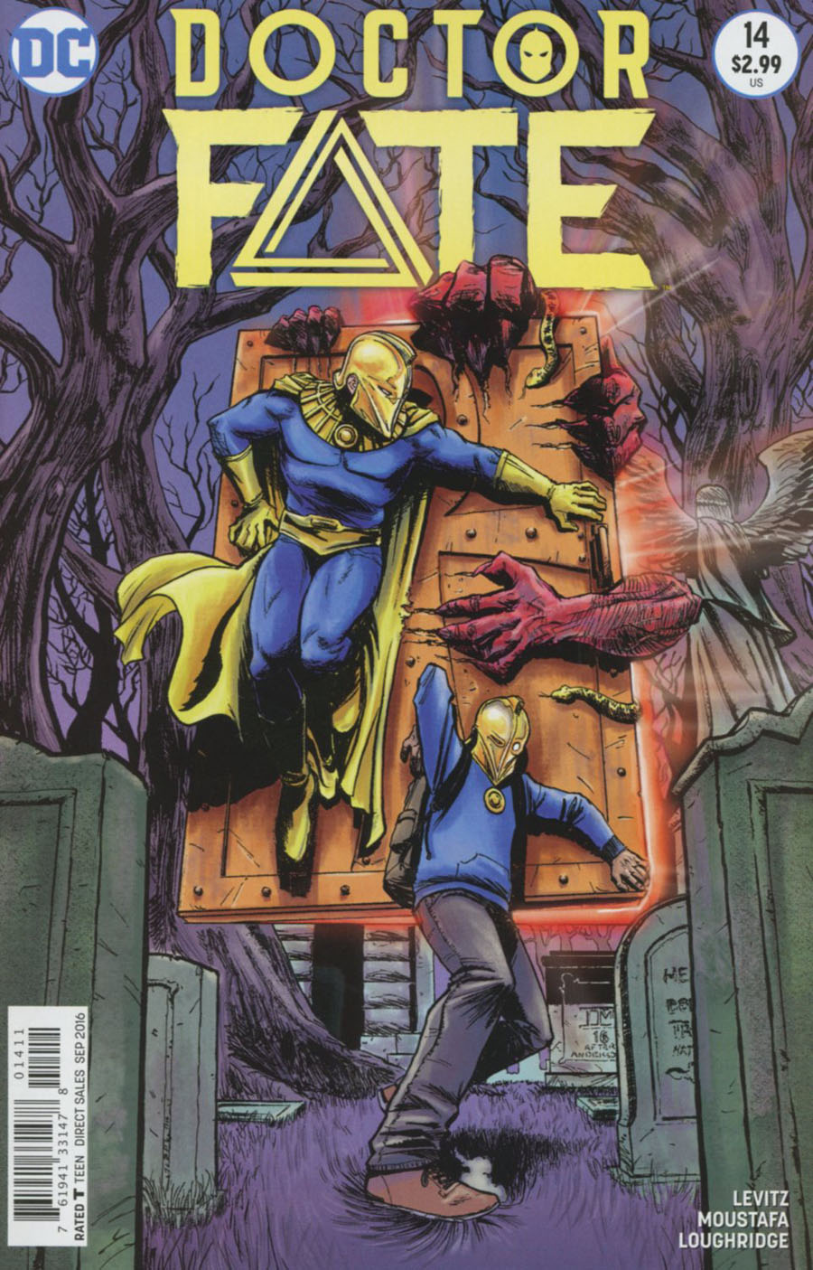 Doctor Fate Vol 4 #14