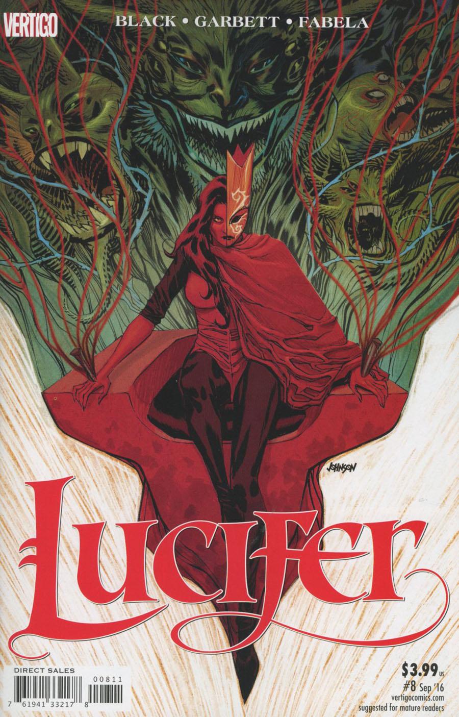 Lucifer Vol 2 #8
