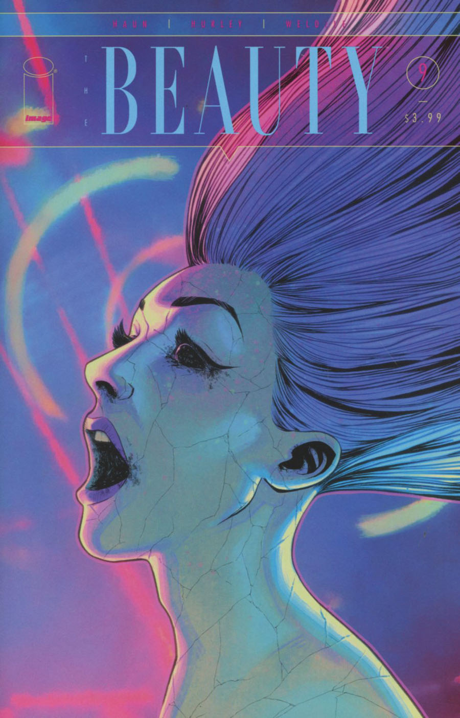 Beauty #9 Cover A Jeremy Haun