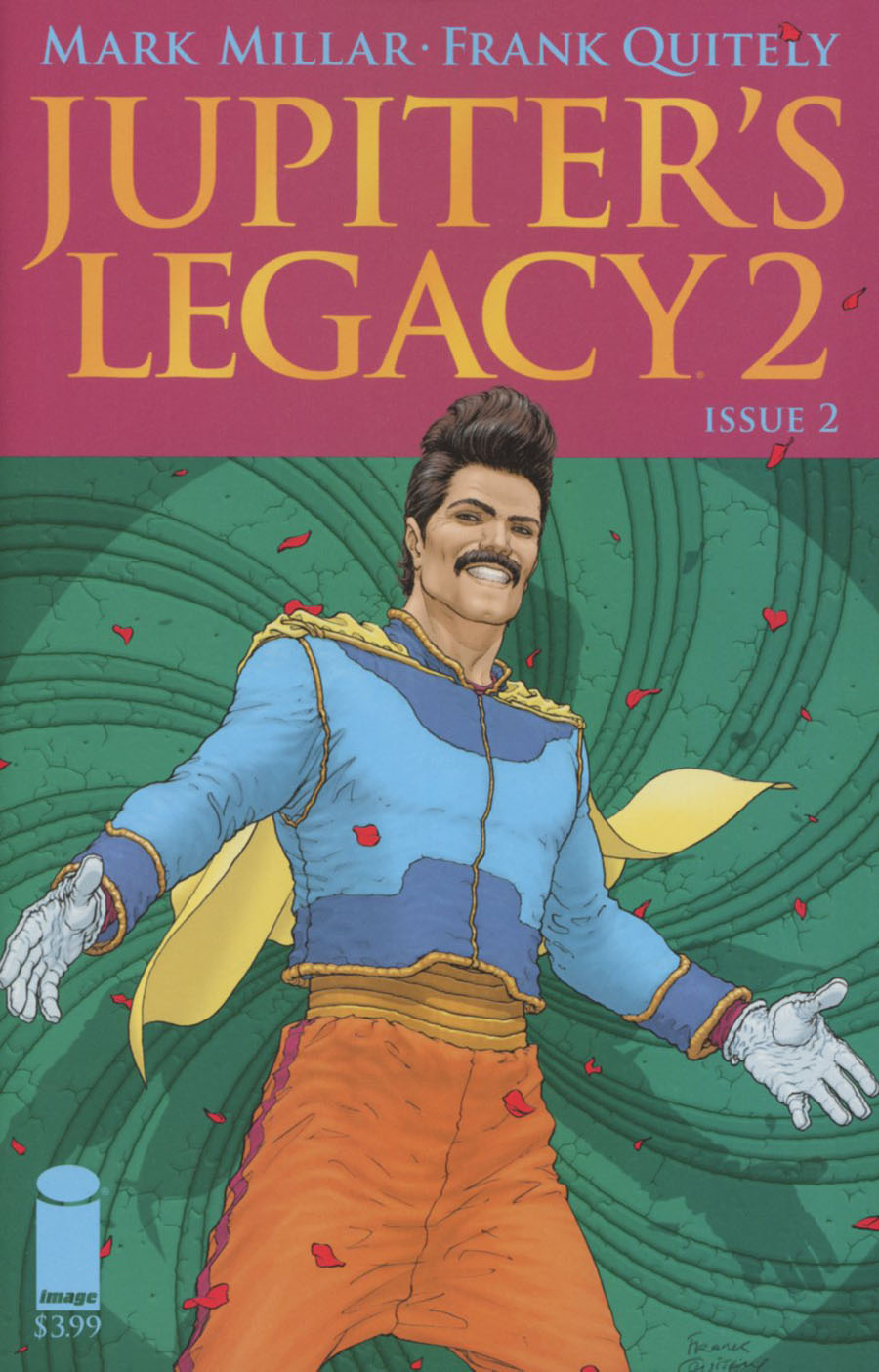 Jupiters Legacy Vol 2 #2 Cover A Regular Frank Quitely Cover