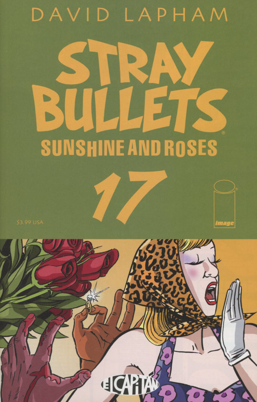 Stray Bullets Sunshine And Roses #17