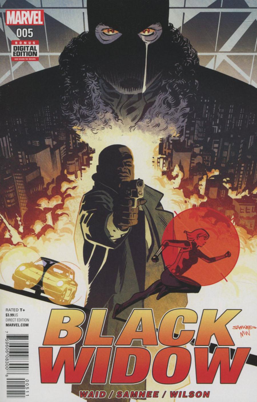 Black Widow Vol 6 #5