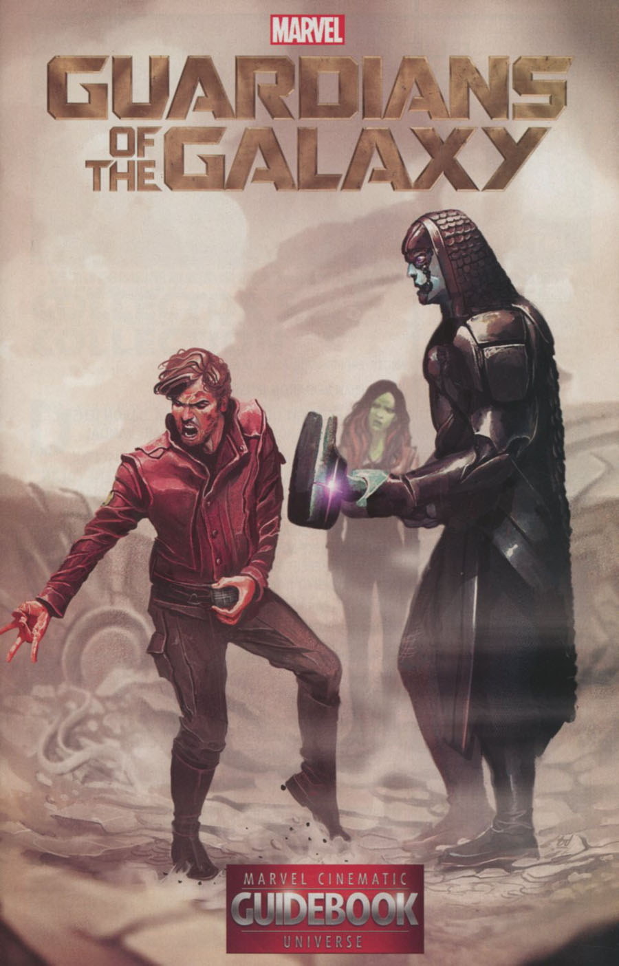 Guidebook To The Marvel Cinematic Universe Marvels Guardians Of The Galaxy #1