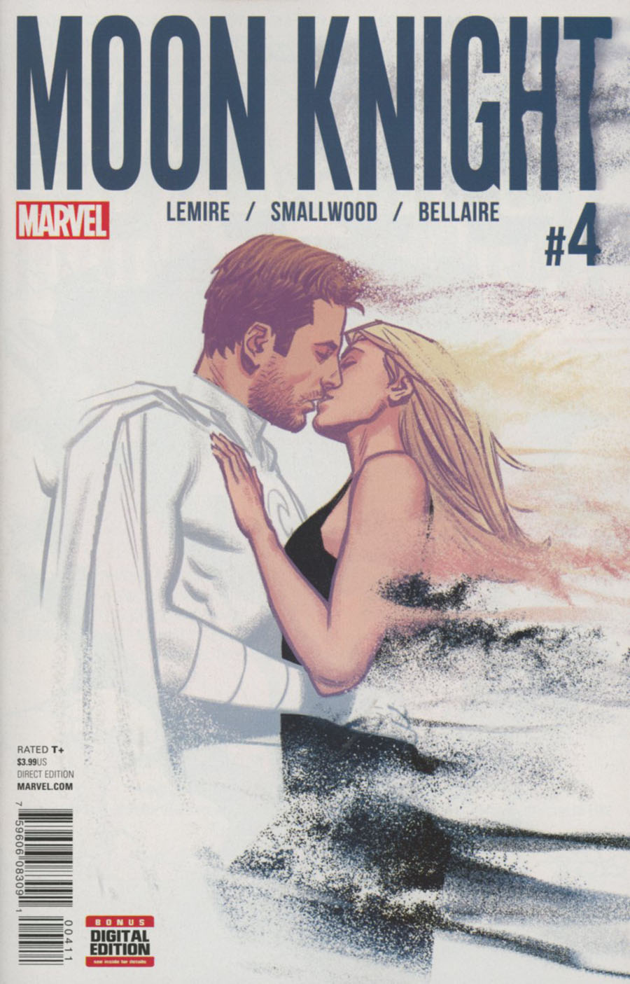 Moon Knight Vol 8 #4 Cover A 1st Ptg