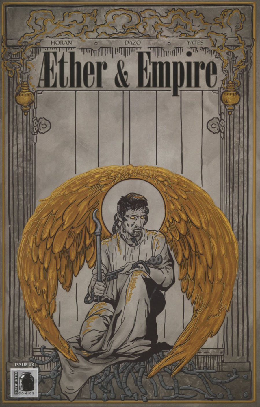 Aether And Empire #4