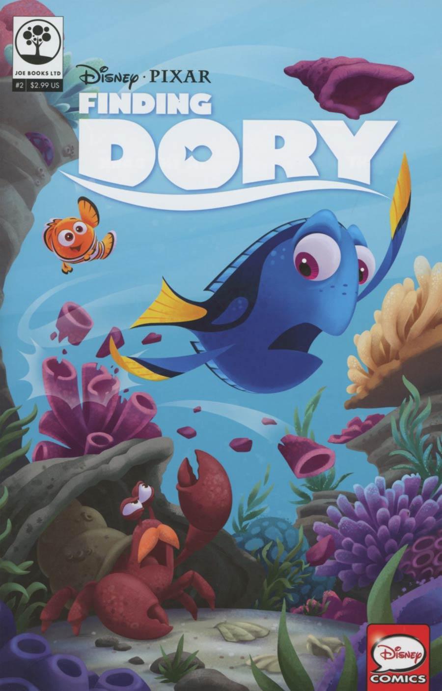 Disney Pixars Finding Dory #2