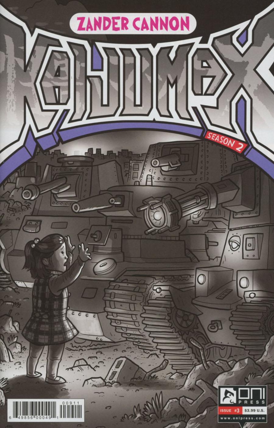 Kaijumax Season 2 #3