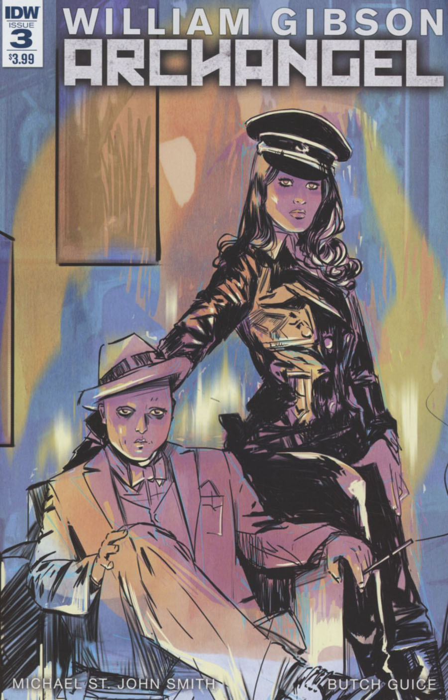 Archangel (IDW) #3 Cover A Regular Tula Lotay Cover