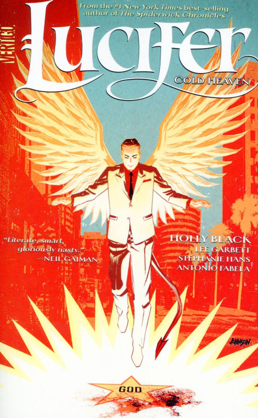 Lucifer (2015) Vol 1 Cold Heaven TP